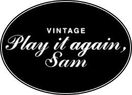 Play it again, Sam -vintage asut ja pukuvuokraus